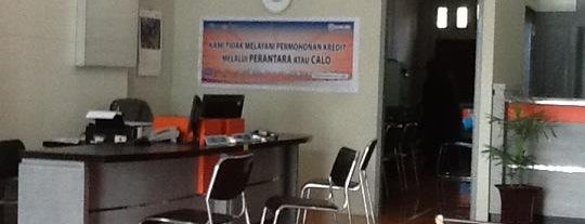 BRI Unit Tadulako is one of Universitas Tadulako Palu.