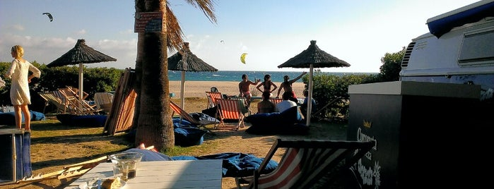 Tangana Beach Bar is one of Levante y Sur.
