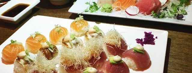 Momo Sushi Shack is one of Off The Menu: New York.