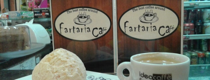 Fartaria Café is one of Coffee & Tea.
