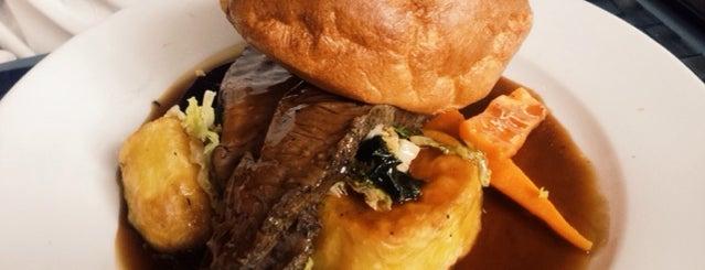 Bacchus Sundays is one of London Sunday Roast.