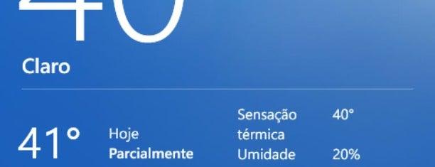 Campos de São José is one of Bairros de SJC.