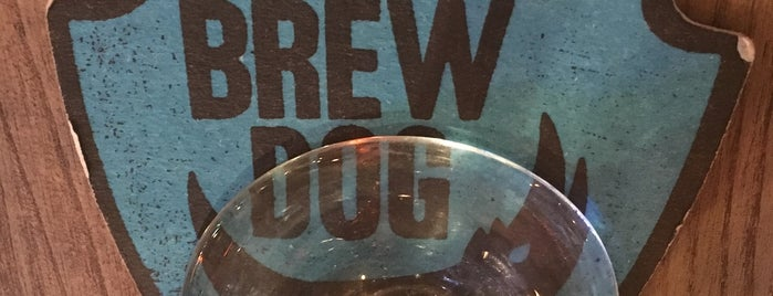 BrewDog Barcelona is one of Spain craft beer spots.