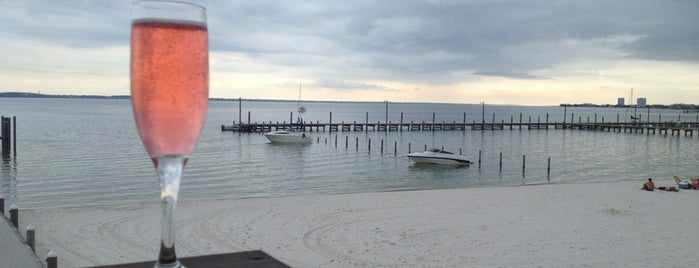 Hemingway's Island Grill is one of The Best of the North Florida Gulf Coast.