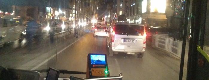 Yavuz Selim Caddesi is one of yeni yerler.