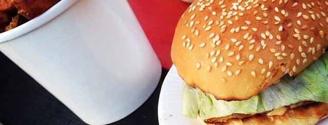 Bleecker St. is one of Burgers in London.