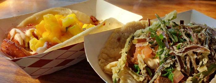 City Tacos is one of ESSDEE x MEXI.