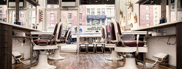 Made Man Barbershop is one of Personal Care.