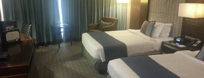 Holiday Inn Singapore Orchard City Centre is one of Hotel Asia.
