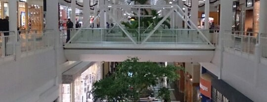 Arden Fair Mall is one of favorites.
