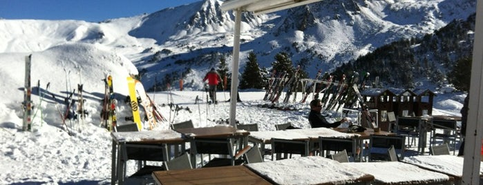 Restaurant Refugi del Llac de Pessons is one of Andorra.