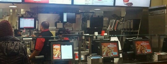Wendy's is one of Food NY 1.