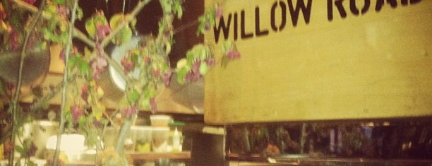 Willow Road is one of Restaurants.