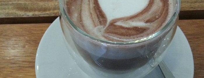 Huey&Wah café is one of Great coffee.
