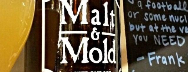 Malt & Mold is one of The NYC Area Winter Good Beer Passport (2015).
