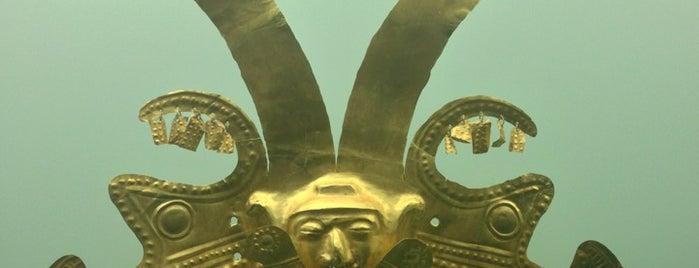 Museo del Oro is one of Cartagena de Índias, Colombia.