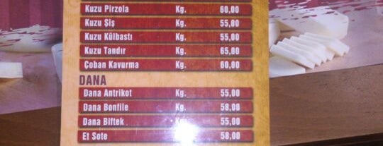 Mia Et Lokantası - Cafe is one of Gezmece, tozmaca !.