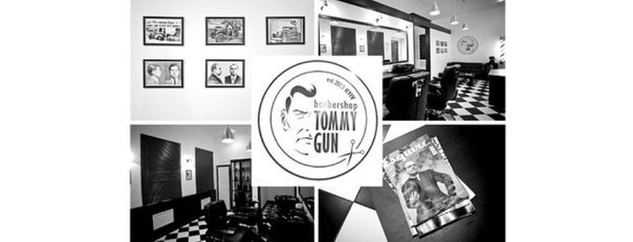 Tommy Gun Barbershop is one of Barbershops.