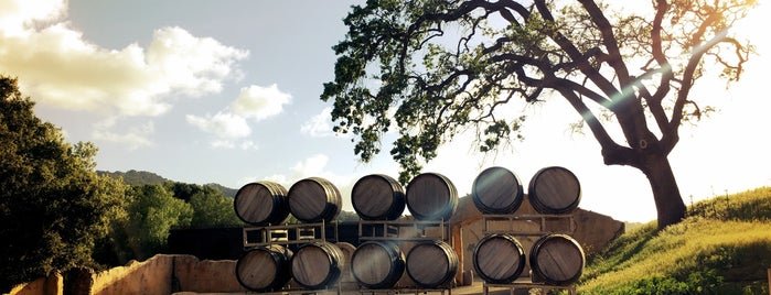 Sunstone Vineyards & Winery is one of Travel Guide to Santa Barbara.