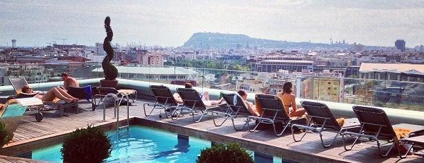 Hotel Silken Diagonal Barcelona is one of Испания.