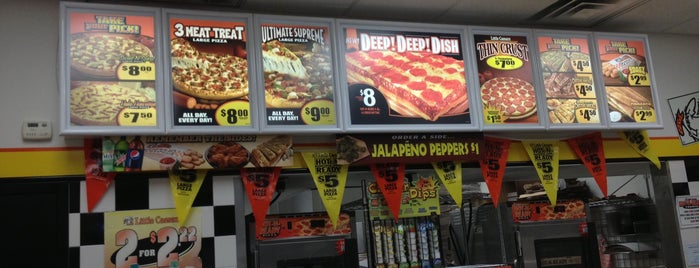 Little Caesars Pizza is one of Must-visit Food in Smyrna.