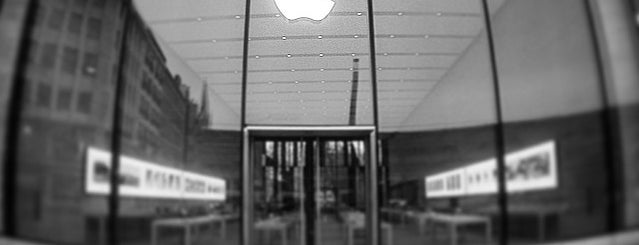 Apple Store is one of Besuche.