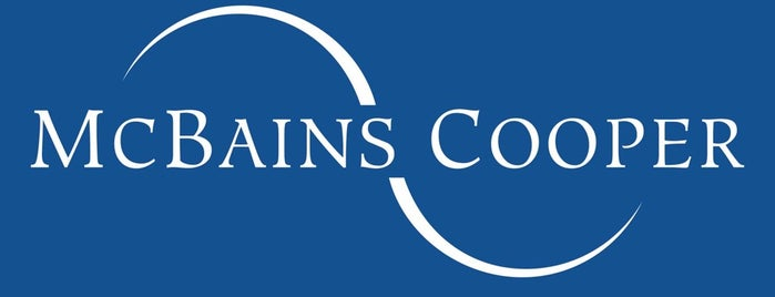 McBains Cooper is one of Work.