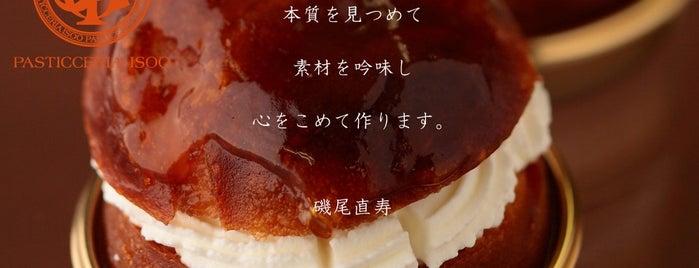パスティッチェリア イソオ is one of 🍰デザート・スイーツ🍰.
