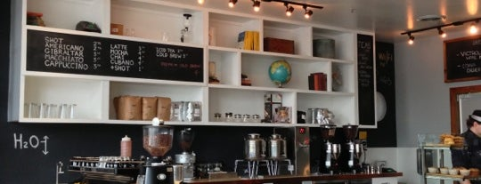 Coffee Commissary is one of I love LA...we LOVE IT!.