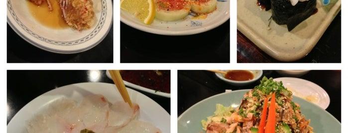 Sushi Spot is one of LA 🌴.