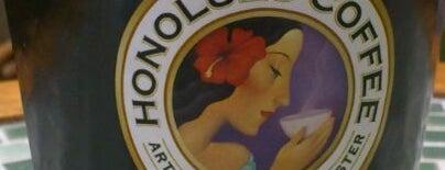 Honolulu Coffee is one of パンケーキ.