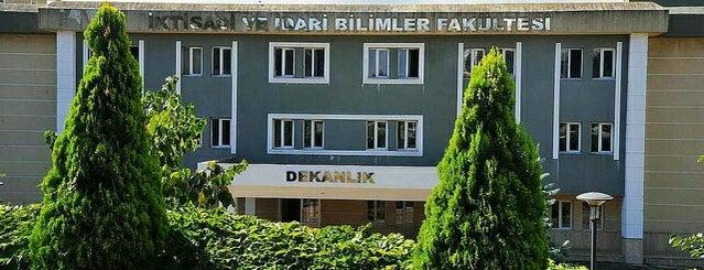 Siyasal Bilgiler Fakültesi is one of sakarya üniverstesi.