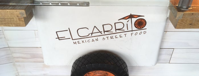 El Carrito is one of Chicago Restaurant To-Do List.