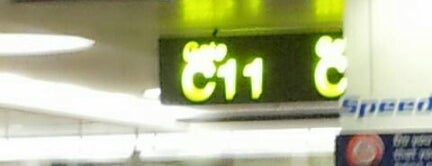 Gate C11 is one of SIN Airport Gates.