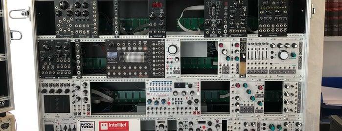 StudioSounds is one of Bern.