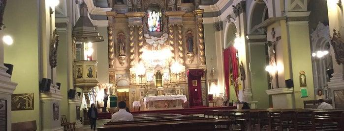 Basílica de San Francisco is one of Experience Mendoza.