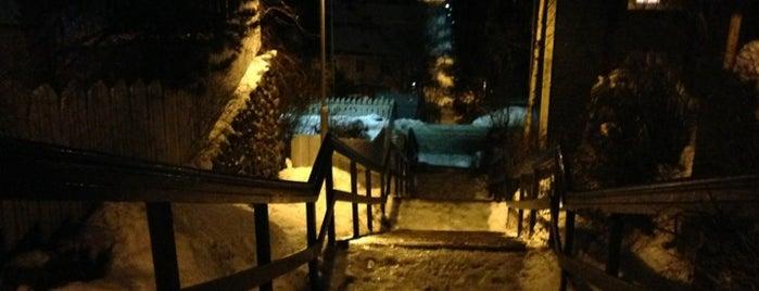 Pispalan portaat is one of Harrasteet, puistot & muut mestat.