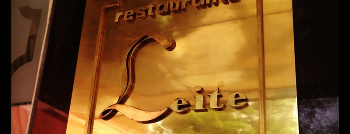 Restaurante Leite is one of Brasil.