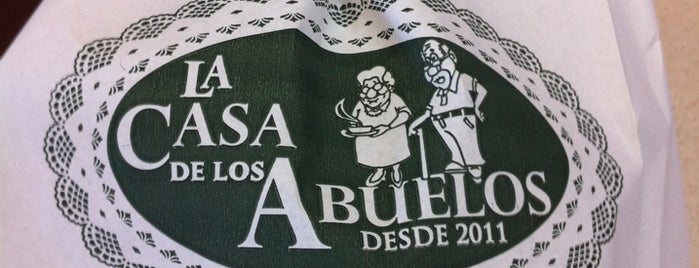 La Casa de los Abuelos is one of Restaurantes en los que he comido!!!.