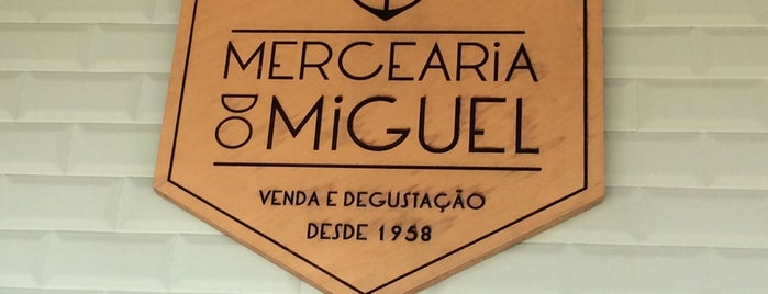 Mercearia do Miguel is one of Peq. Alm. & Lanche (Grande Porto).