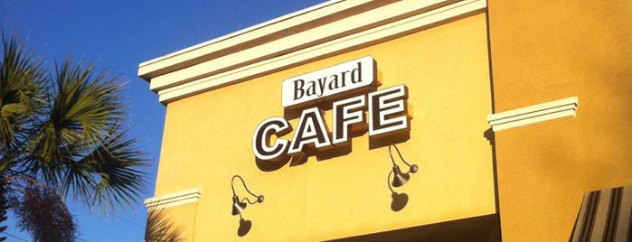 Bayard Cafe is one of The 15 Best Places for Breakfast Food in Jacksonville.