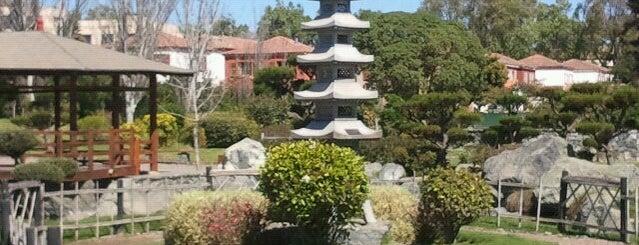 """Parque Japonés """"Kokoro No Niwa"""" is one of Chilecito 🗻."""