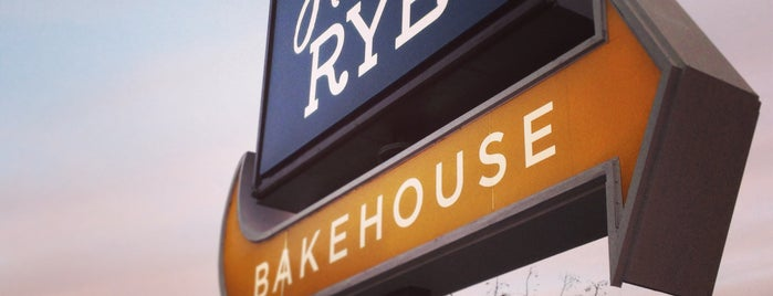 Honey & Rye Bakehouse is one of Restaurants.