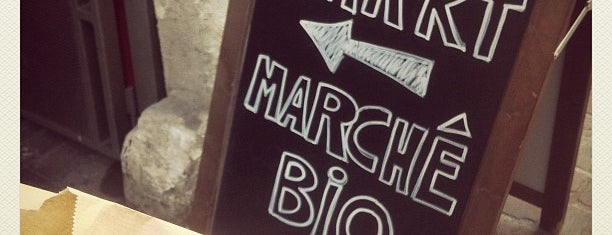 Marché Bio des Tanneurs is one of Brussels: the insider's guide.