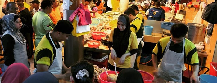 Pasar Kajang is one of Top 10 places to try this season.