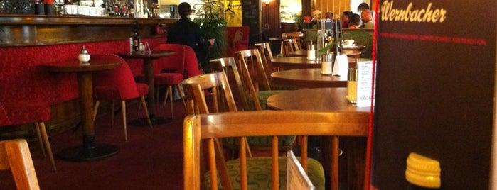 Café Wernbacher is one of Road trip 2016.
