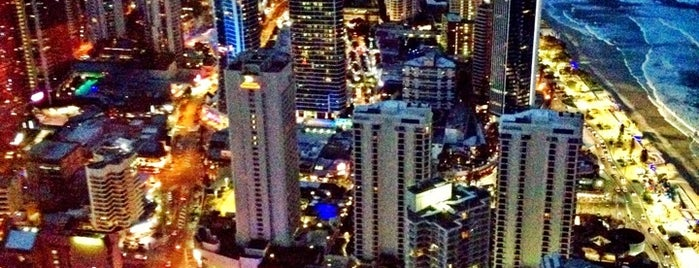 SkyPoint Observation Deck is one of Oz.