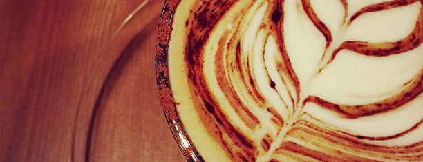 BroadBean Café is one of Coffee@Venture ^.^v.