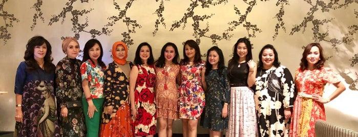 Edogin - Hotel Mulia Senayan, Jakarta is one of Senayan Areas: My Playground, Workplace and Home.