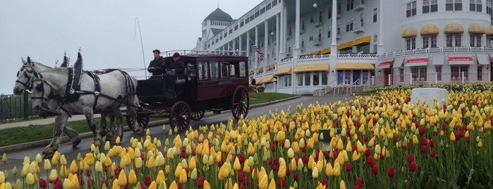 Grand Hotel is one of Historic Hotels to Visit.